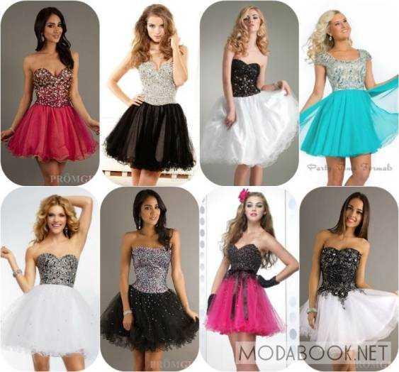 Короткі випускні сукні 2014 a8b3bf52de87d