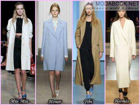 Модні жіночі пальта весна 2015 року 016a4e9fa90a6