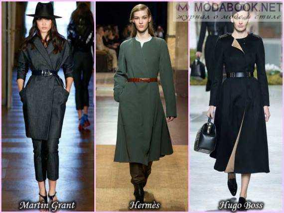 Модні жіночі пальта весна 2015 року