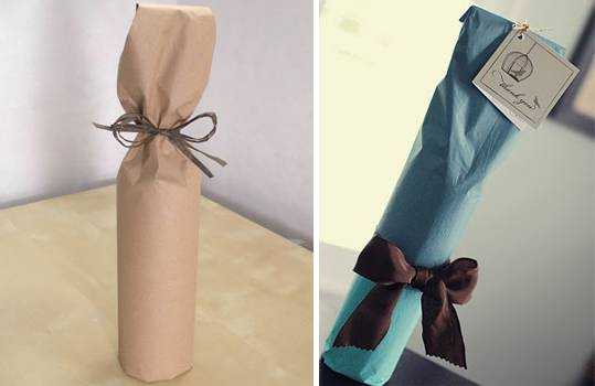 Подарункова упаковка своїми руками