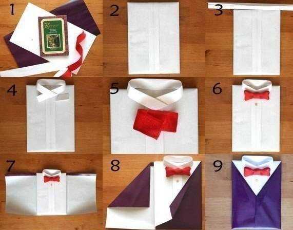 Как оригинально упаковать книгу на подарок