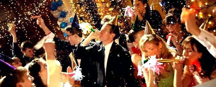 Проведение нового года в классе
