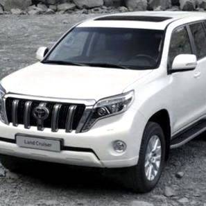 Toyota Land Cruiser Prado 2018 року