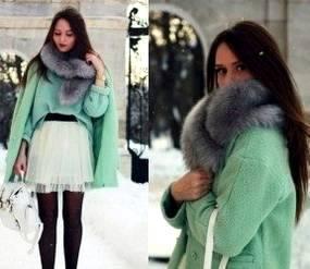 Що модно носити взимку 2018 новинки фото варіанти - Новий рік 2018 1376a7e1bcddd