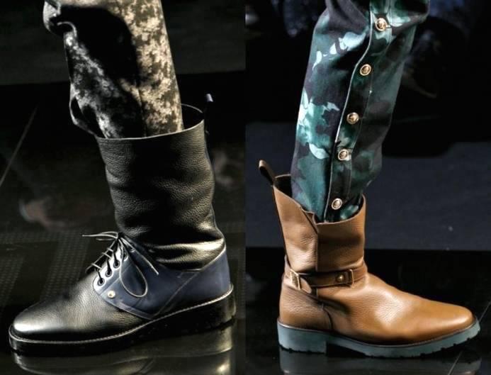 Модне жіноче та чоловіче взуття 2018 року. Нові фото b5094707a9a82