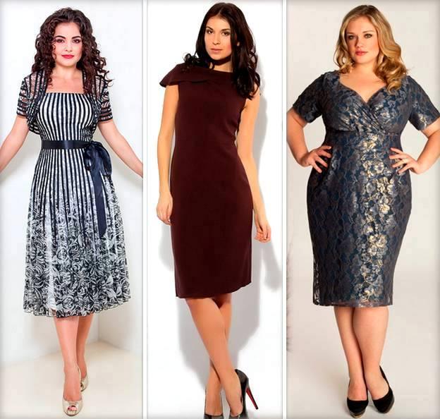 Красивые платья для женщин 35 лет