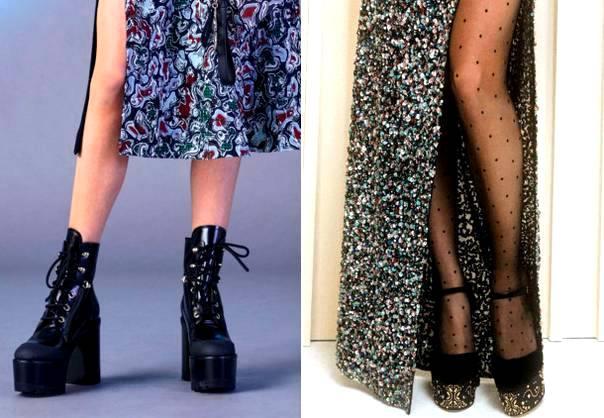 Модне жіноче взуття осінь-зима 2018. Фото a749f74eced13