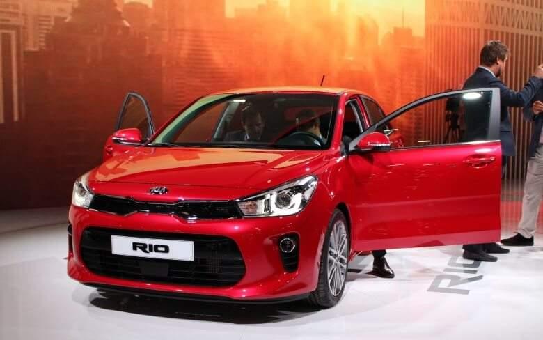 Киа Рио : новый кузов, комплектации и цены 37