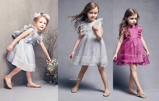Новорічні сукні 2018 для дівчаток  красиві святкові дитячі наряди на Новий  рік bf0488b885751