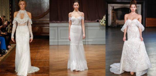 Модні весільні сукні 2018  b57a5b2003c69