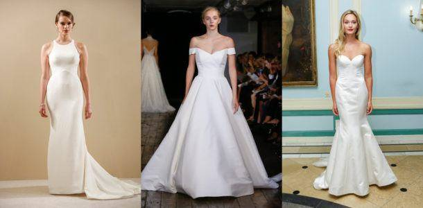 Модні весільні сукні 2018  5293c6a227563