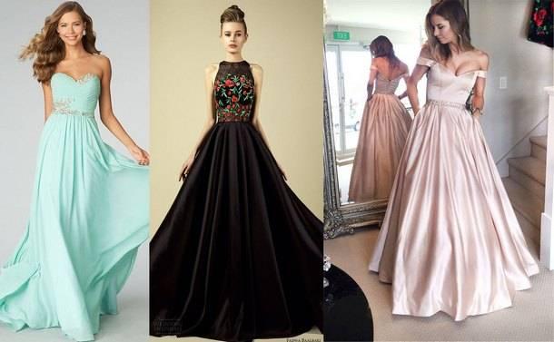 66fc0d7c893a44 Сукні на випускний 2018 | Фото ошатних і красивих фасонів, модні вечірні вб  .