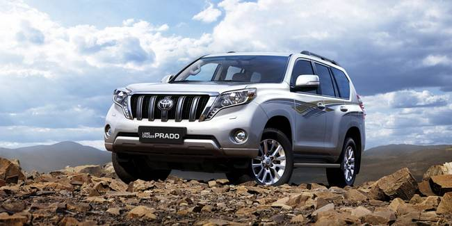 Новий Toyota Land Cruiser Prado 2018: фото, ціна, характеристики і комплект ...