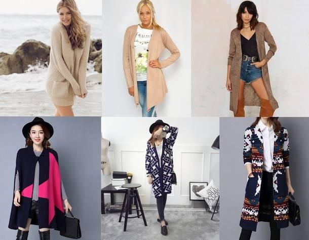 Модні кардигани 2018  фото та опис нових моделей 0e20b994bd778