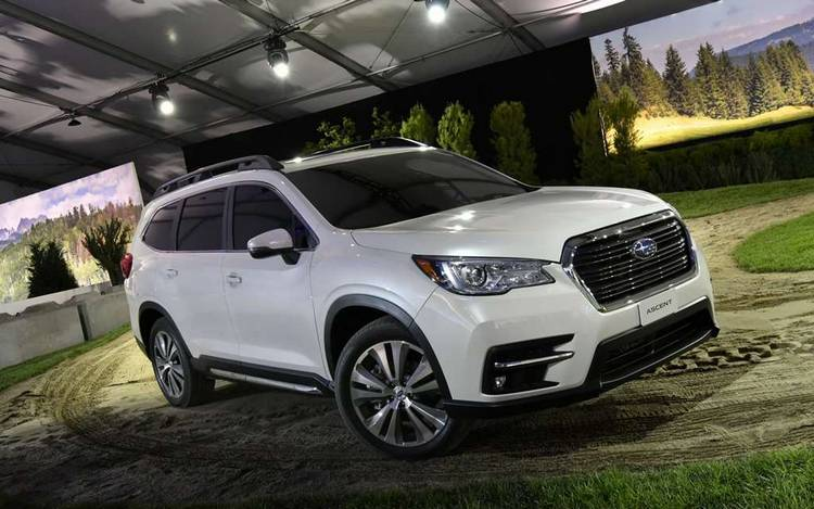 Subaru Ascent 2019 року
