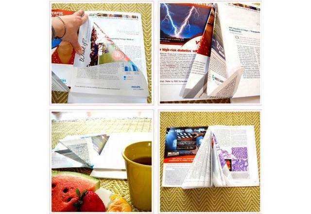 Как сделать свой журнал своими руками из бумаги